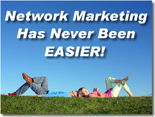 It has never been easier to Make Money in MLM / Network Marketing. This is the Most Affordable Passive Income Opportunity ever created!